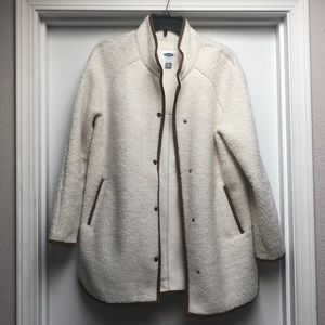 Old Navy Sheepskin jacket